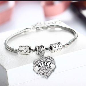 Jewelry - Blue niece bracelet